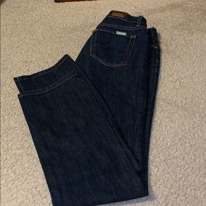 David Kahn Jeans sz 6